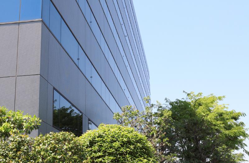 事務所ビルの導入効果(3階建て)